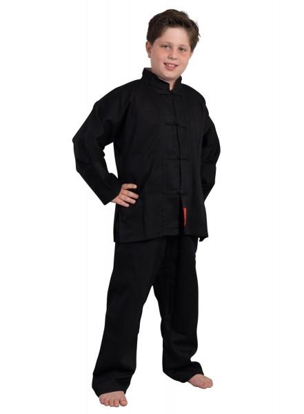 Shaolin II Kung Fu schwarz 01