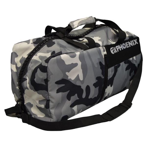 PX Sporttasche/Rucksack camouflage XL 01