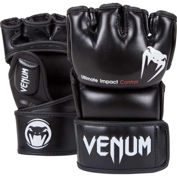 Venum Impact MMA Handschuhe schwarz 01