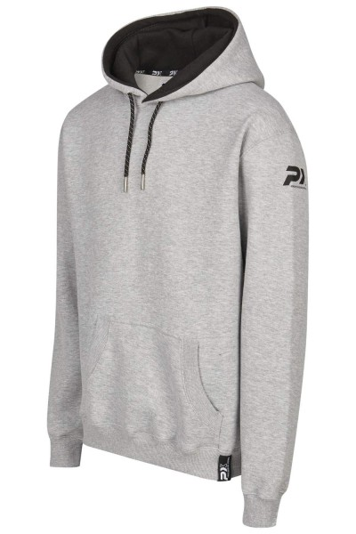 Phoenix HOODIE Pullover grau-schwarz vorne