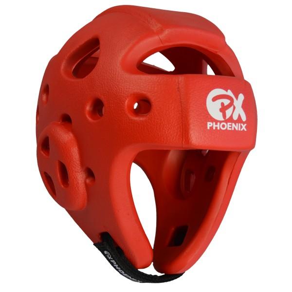 PX Kickbox-Kopfschutz EXPERT rot 01