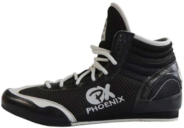 PX Box Schuhe | schwarz-grau 01