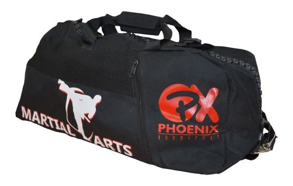 Sporttasche/Rucksack Martial Arts XL 01