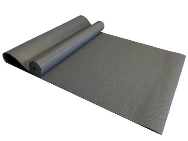 Yoga Matte EXCLUSIV grau 180x60x0,4 cm