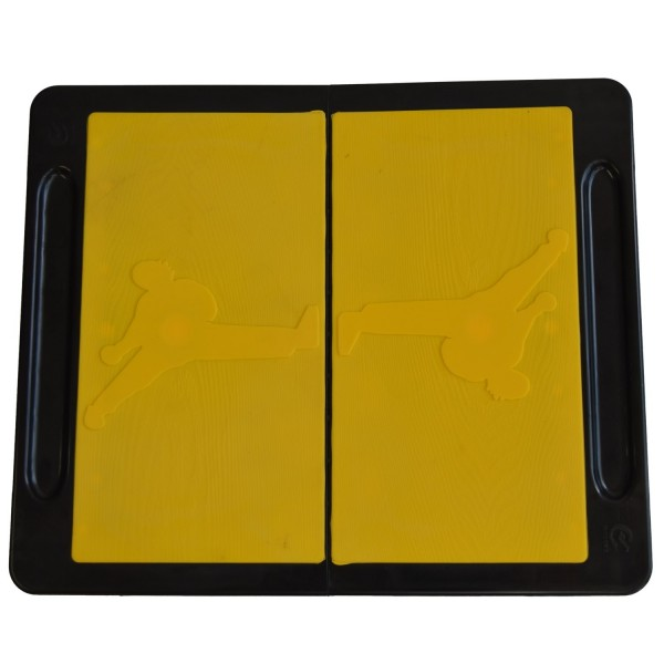 Bruchtestbretter CHAGI XS Kunststoff | gelb 01
