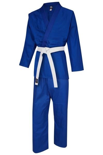 judo anzug basic blau 01