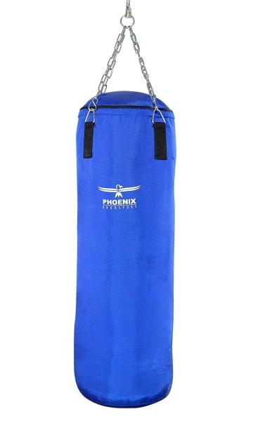Boxsack gefüllt Nylon blau